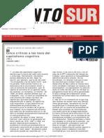 Husson_cinco Criticas a La Tesis Del Capitalismo Cognitivo
