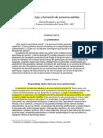 Sobre conflicto cognitivo - Bourgeois & Nizet (1997)