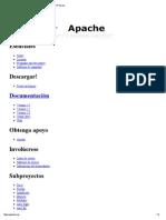 ¡Bienvenidos! - El Proyecto Apache HTTP Server