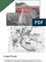 Kunjungan PLTA Cirata