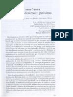 Aprendizaje y enseñanza en la ZDP. Galbraith et als. (1997)