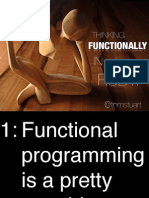 Thinking Functionally in Ruby