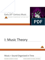 Music PowerPoint Lecture