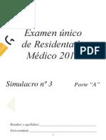 Simulacro 3a Peru