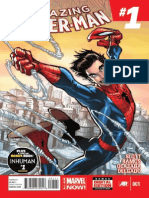 Amazing Spider-Man Exclusive Preview