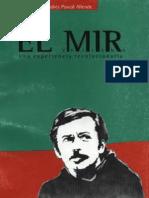 El Mir Una Experiencia Revolucionaria - Pascal Allende