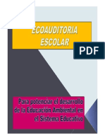 _La Educación Ambiental_ Una Respuesta a La Crisis Ambiental, Basada en La Ecoauditoría Ambiental