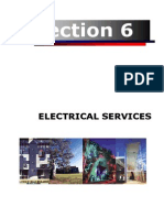 Section 6 Electrical Services