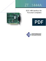 ZT 1444A Manual
