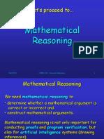 Math Reasoning