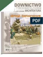 Polski Cement - Drogi Betonowe