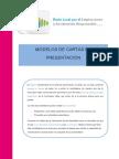Modelo de Carta Presentacion