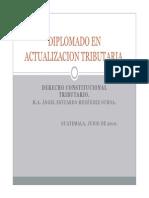 Principios Constitucionales Del Derecho Tributario Guatemalteco