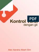 Kontrol Versi Git Sample