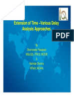 1. CPD 6-2011Slides-Delay Analysis