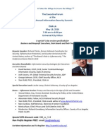 The Executive Forum at Summit 6 -140423