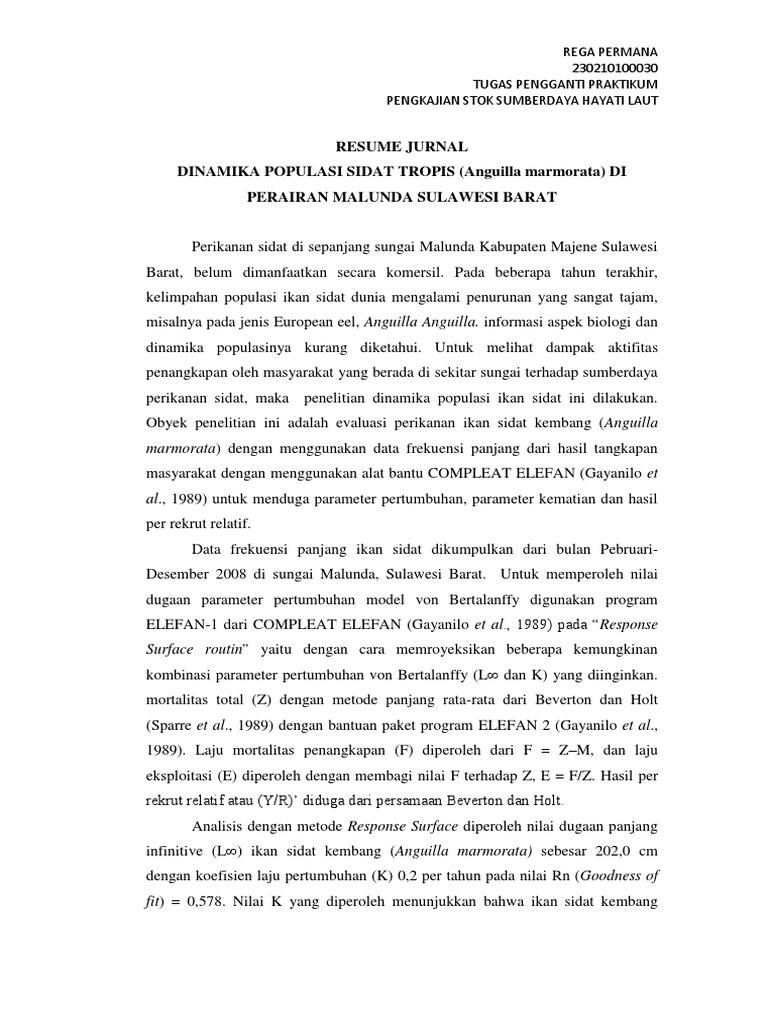 Resume Jurnal Pp Rega