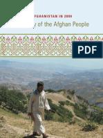 Afghanistan Survey 2009