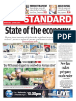 The Standard 30.04.2014