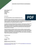 Cover Letter Ref