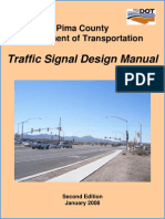 Traffic Signal Design Manual