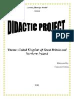 United Kingdom Proiect