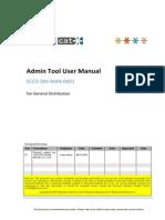 ShareCat Admin Tool User Manual