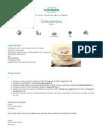 Crema Bretona- De Puerro - 2014-01-08