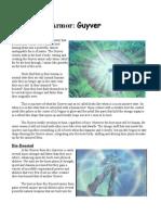Bio Booster Armor Guyver D&D Version 1