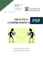 Práctica 1 - Comprensión Oral