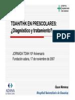 Diagnóstico y Tratamiento Hospital de Canarias