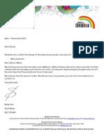 bedankings brief vir sponsors vanaf house of thembiso