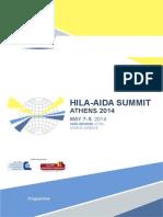 Hila-Aida Athens 2014 Programme