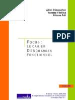 Cahier Des Charges Fonctionnel