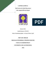 LAPORAN JURNAL BEDAH
