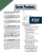 Bab 2 (Gerak Parabola)