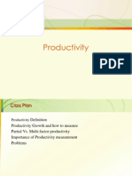 Productivity 20-01-2014