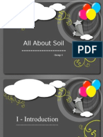 All About Soil