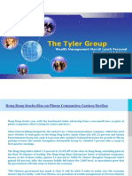 The Tyler Group Wealth Management Merrill Lynch Personal Investment Advisory