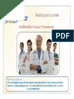Gallbladder Cancer Treatment India | Gallbladder Cancer Hospitals India