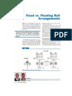AIST Fixed vs Floating Rail Arrangements Milman