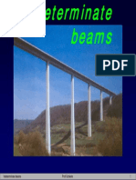18 Indeterminate Beam