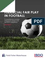 Financial Fair Play in Football (2014)