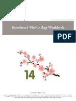 Salesforce1 Mobile App Workbook - Spring '14