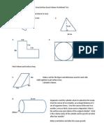 area-surface area-volume 2