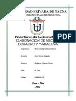PDL — Néctar de Durazno y Maracuya