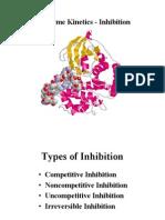 Enzyme Kinetics-Inhibition