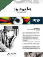 Portafolio 2015 Jaime Alexander