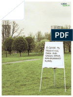 CABE Space - A Guide to Producing Park and Green Space Management Plans