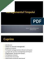 Managementul Timpului Chirila.pdf